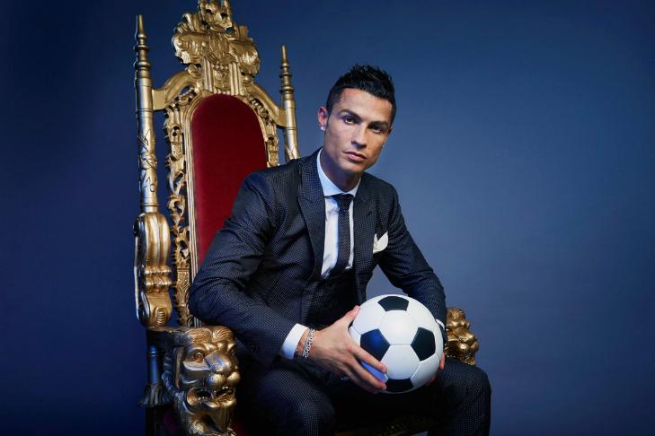 Король Роналду
