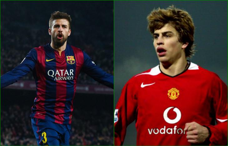 ТОП-10 футболистов, которые, оказывается, играли в других известных клубах