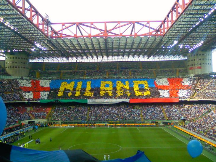 ТОП-10 самых посещаемых стадионов Европы