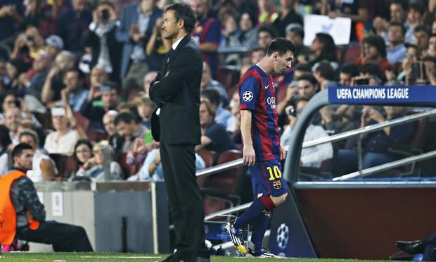 """Месси вновь покидает Барселону? Вспоминаем предыдущие """"уходы"""" аргентинца - изображение 2"""