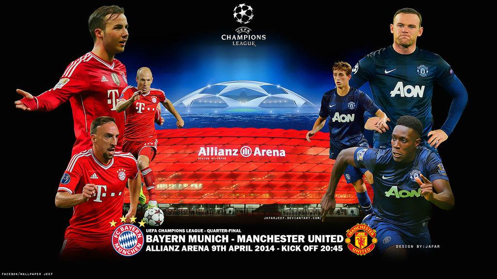 Манчестер Юнайтед-бавария Прогноз На Матч