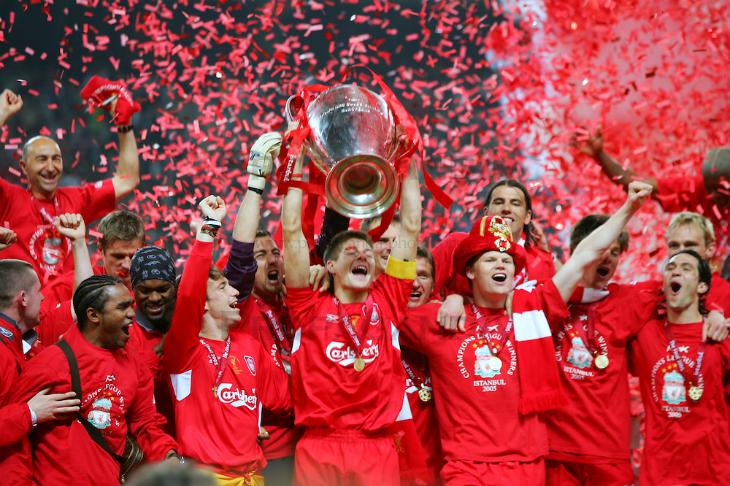 Ньюкасл юнайтед ливерпуль 2005 год