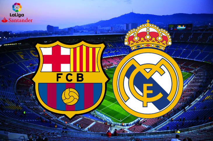 Барселона реал мадрид 21 апрель