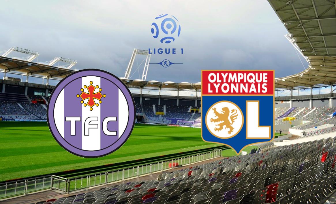 Тулуза — Лион 16 января, футбольный матч