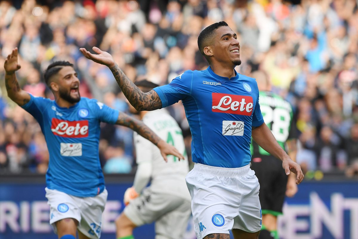 "Napoli"" Is at Risk of Losing Allan 