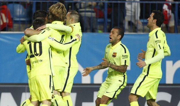 Футбол испания кубок результаты матчей