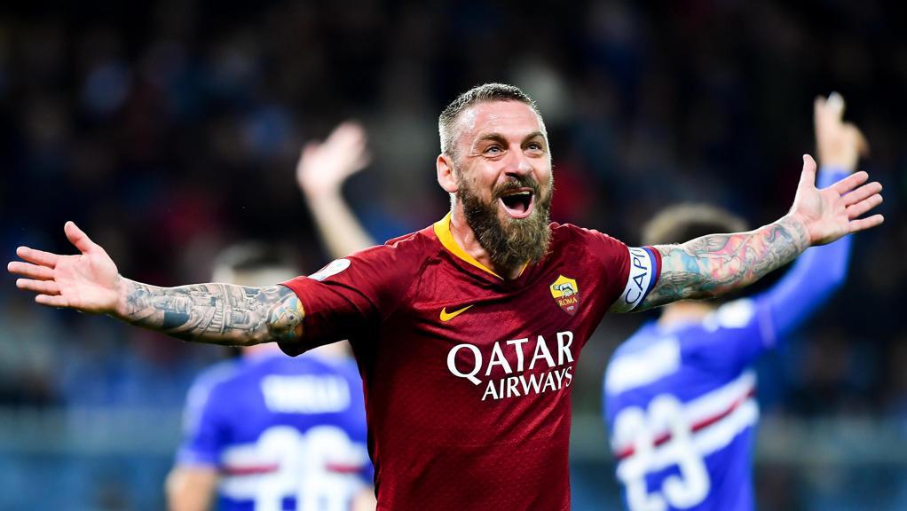 «Рома» прощается с очередной легендой