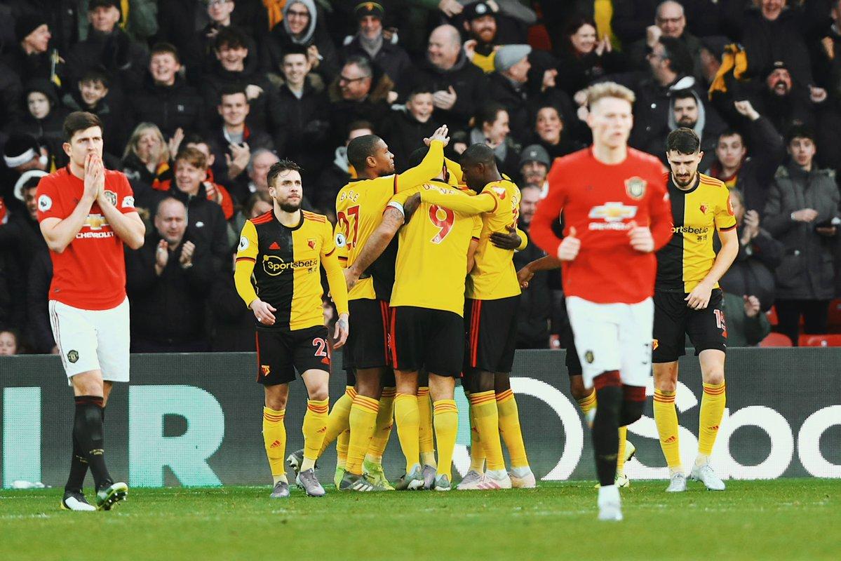 Манчестер юнайтед тоттенхэм 3 0 весь матч