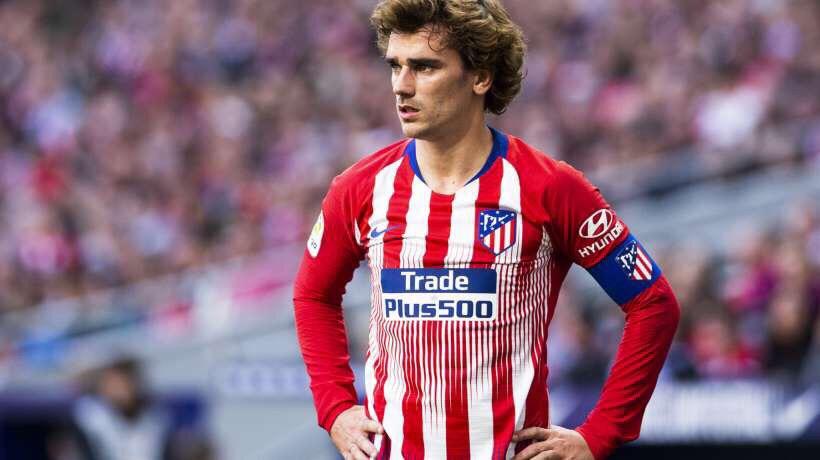Гризманн обсудил возможный трансфер в «Барселону»?