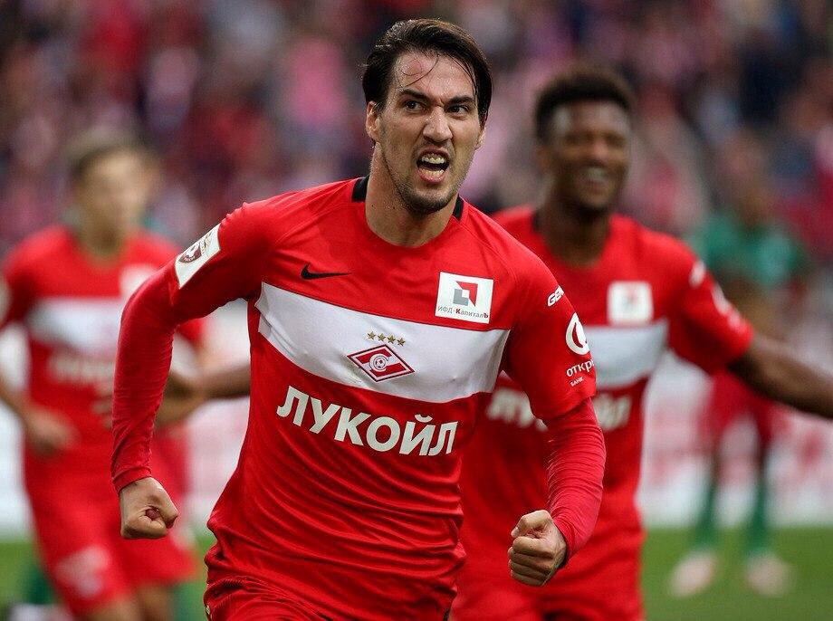 Ивелин Попов: Мне поступают предложения, но сейчас хочу остаться в «Спартаке»
