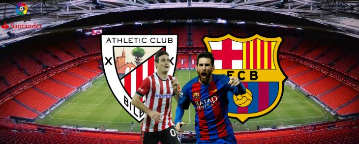 Барселона атлетик бильбао статистика встреч