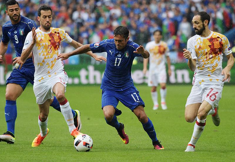италия испания футбол прогноз