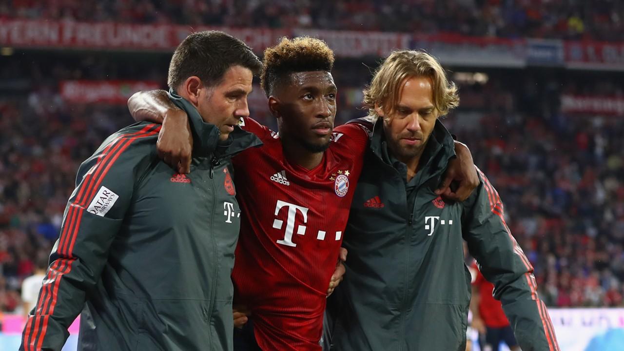 Бавария News: «Бавария» надолго потеряла Комана