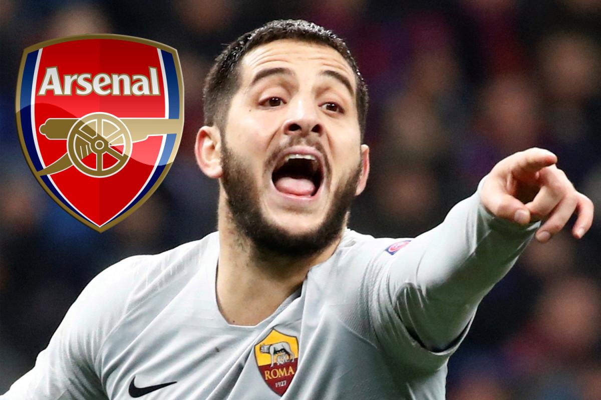 «Арсенал» в погоне за защитником «Ромы»