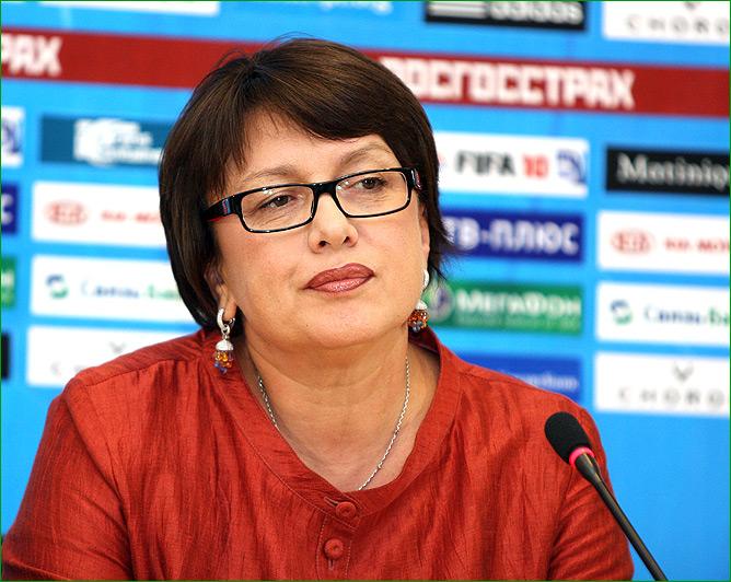 Смородская взяла паузу в вопросе с тренером