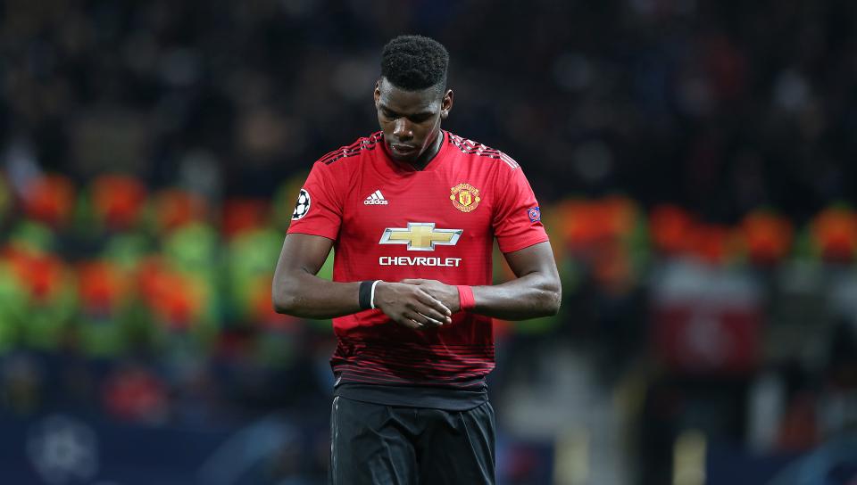 Погба настроен уйти из «Юнайтед»