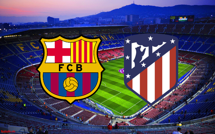 Анонс матча «Барселона» - «Атлетико Мадрид». 06.04.2019
