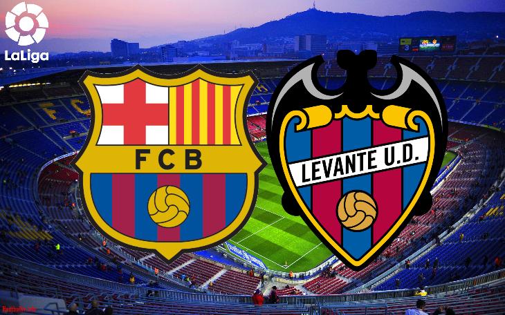 Барселона леванте история встреч