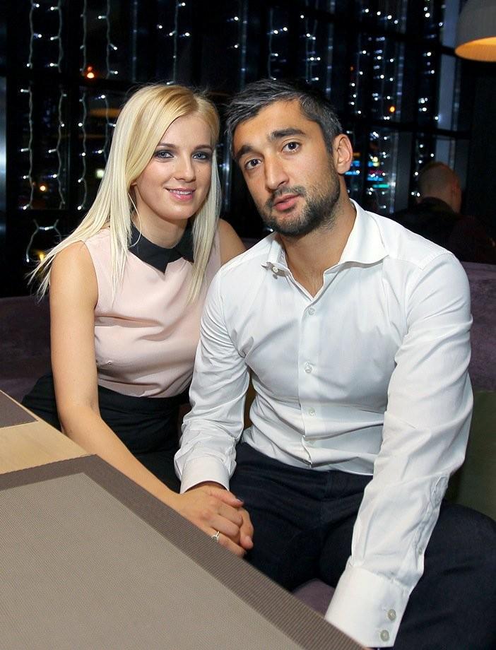 Александр самедов с женой фото