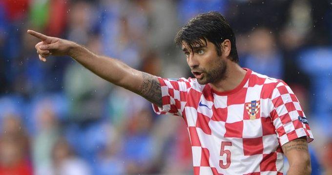 Ведран Чорлука получил травму, и может пропустить Евро-2016
