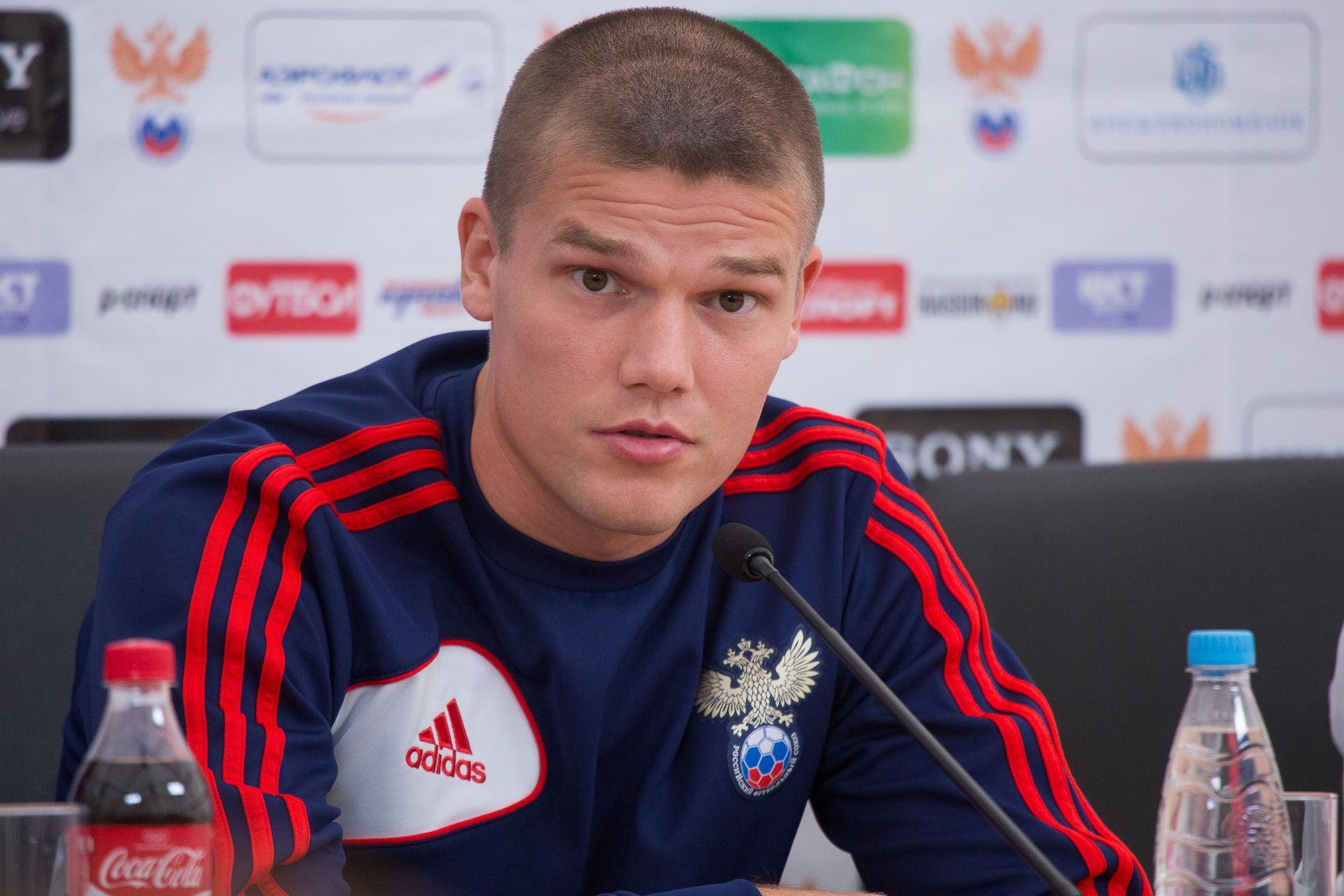 Слуцкий: скорее всего, сборной России потребуется замена Денисова