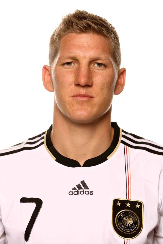 Немецкий футболист бастиан швайнштайгер