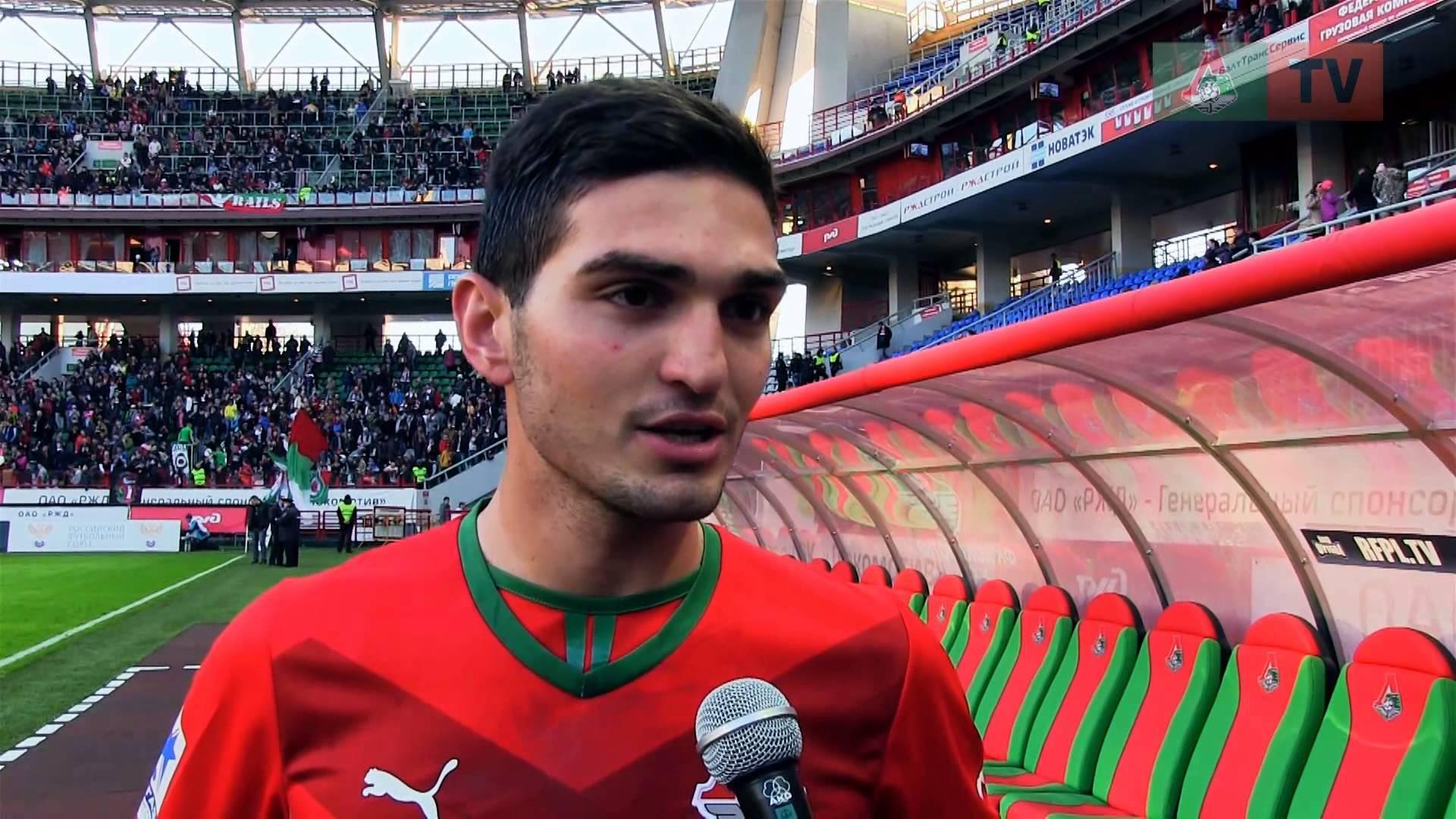 «Рубин» дал согласие на переход Магомеда Оздоева в «Локомотив»