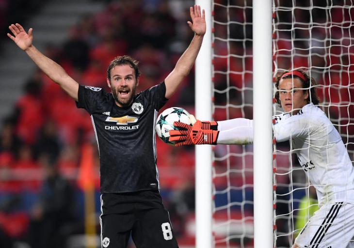 УЕФА открыл дело против «Бенфики» после матча с«МЮ»