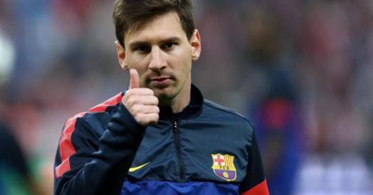 Barselona Messi Trenirovalsya V Obshej Gruppe