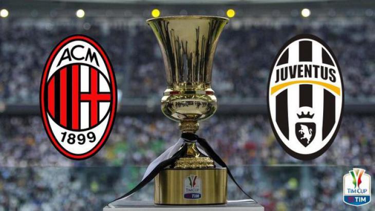 Финал кубка италии 2016 милан ювентус