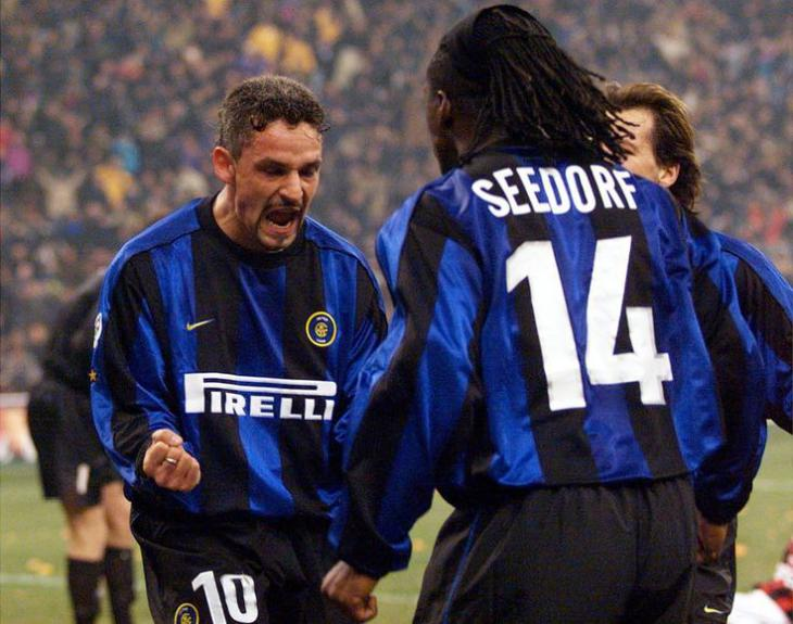 a biography and life work of roberto baggio a football player Know more about george weah » association football player » liberia playing alongside roberto baggio and dejan savićević in milan's attack personal life.