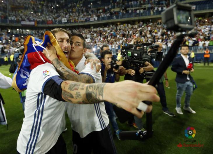 «Барселона» поздравила «Реал» с победой в чемпионате Испании