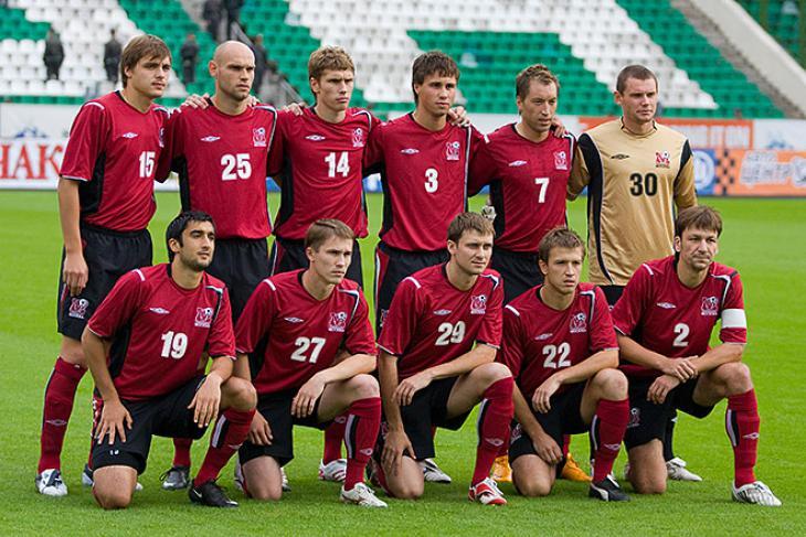 Москва состав футбольный клуб ночные клубы города вологда