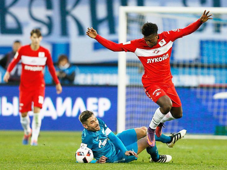 xG xPoints Zenit and Russian Premier-League