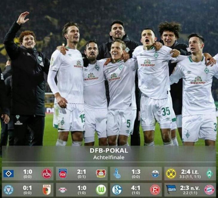Бавария боруссия 1 1 пенальти