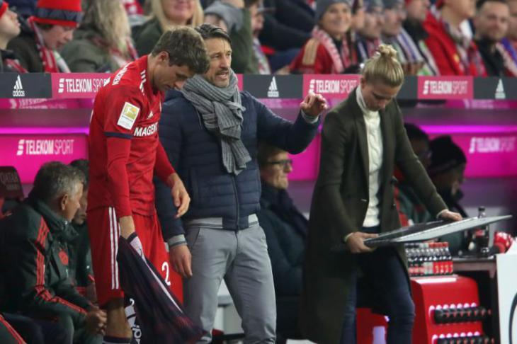 Томас Мюллер недоволен своим положением в Баварии; возможная отставка Нико Ковача после матча с Боруссией