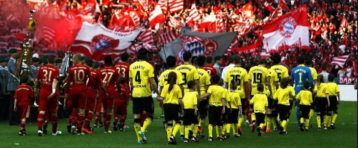Превью, анонс и прогноз на Дер Классикер Боруссия Дортмунд - Бавария Мюнхен в 11 туре чемпионата Германии