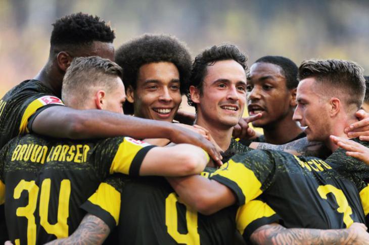 Боруссия Дортмунд - фаворит в матче против Баварии Мюнхен в 11 туре чемпионата Германии