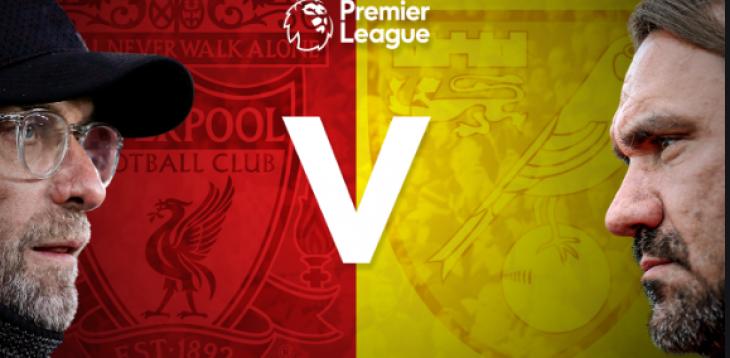 «Норвич Сити» – «Ливерпуль». Стартовые составы и прогноз на матч 15.02.2020