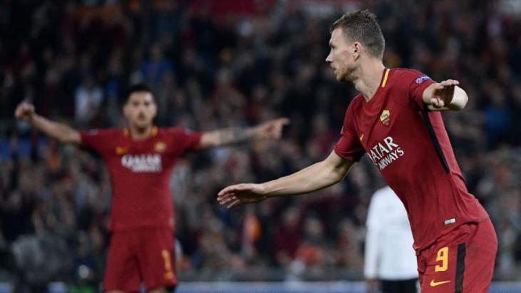 Обзор матча «Рома» – «Ливерпуль», 4-2, 02.05.2018