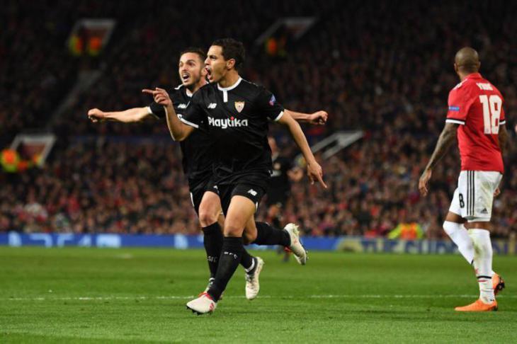Обзор матча Манчестер Юнайтед - Севилья, 1-2, 13.03.2018