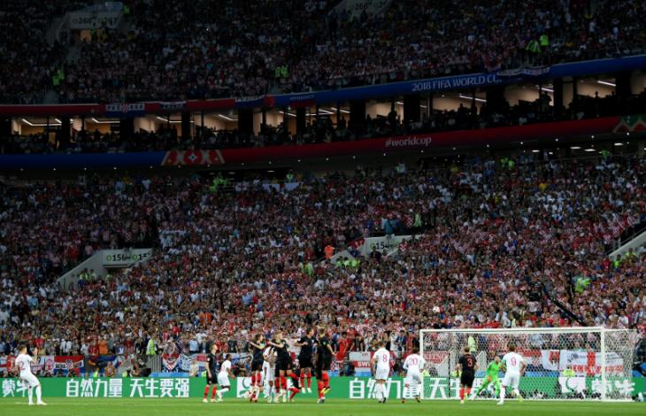 Обзор матча Хорватия - Англия, 2-1, 11.07.2019
