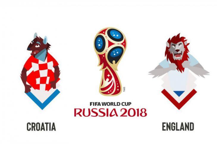 Хорватия – Англия. Стартовые составы и прогноз на матч