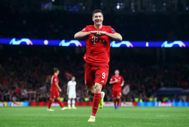 Обзор матча Тоттенхэм Хотспур - Бавария Мюнхен, 2-7, 01.10.2019