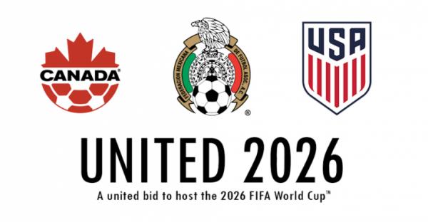 Чемпионат Мира 2026 пройдет в Канаде, США и Мексике