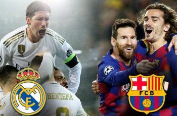 «Реал» и «Барселона»
