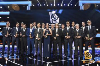 Наставники «Барселоны» и «Реала» не попали в тройку претендентов на приз лучшему тренеру Примеры