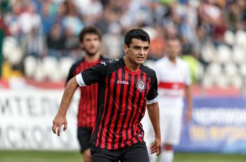 Защитник «Амкара» близок к переходу в карагандинский «Шахтер»