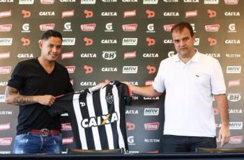 Официально: Карлос Эдуардо – игрок «Атлетико Минейро»