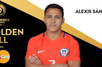 Алексис Санчес – лучший игрок Кубка Америки-2016
